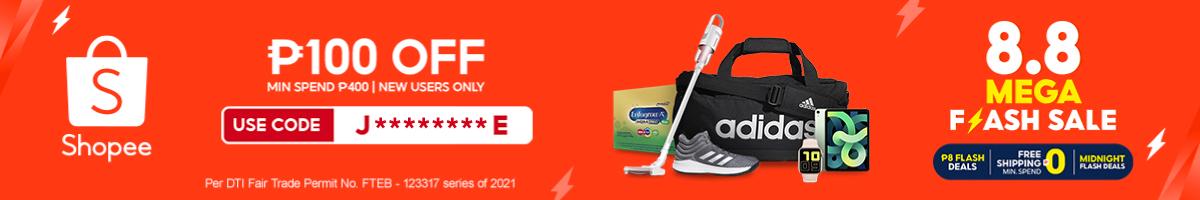 Shopee 8.8 Sale (Pre-Hype)